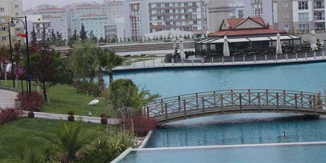 Havuz inşaatı ; Avrupa Konutları havuzlarında Arıtes imzası