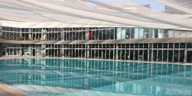 Akasya Acıbadem Projesi Arıtes Yüzme Havuzları