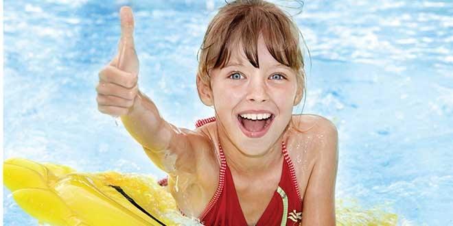 Çocuklar İçin Yüzme Dersleri