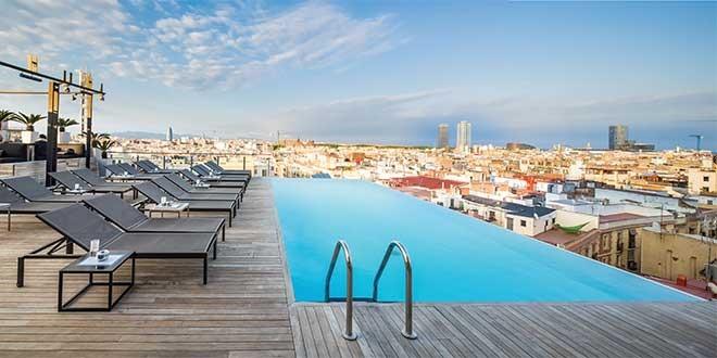 Dünyanın en iyi teras havuzları..