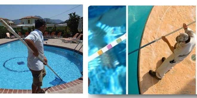 Havuz operatörü mesleği