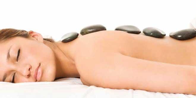 Klasik masajdan, sıcak taş masajına