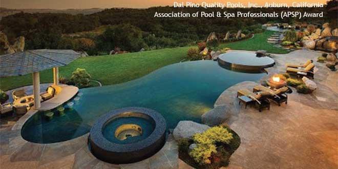 Ödüllü havuz tasarımları