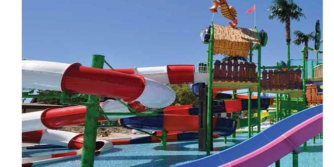 Orbita Aquapark yine Polin'i seçti