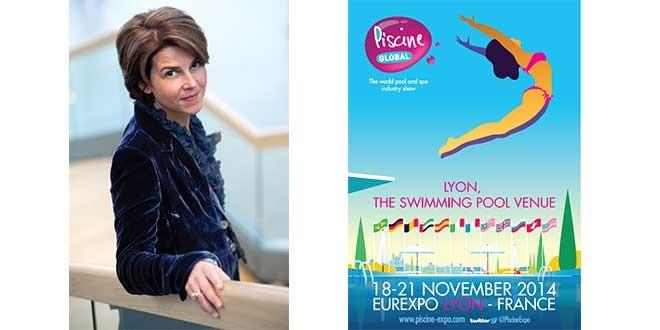 """Piscine Global 2014 """"SPA ve özel havuzlar uluslararası fuarı"""""""