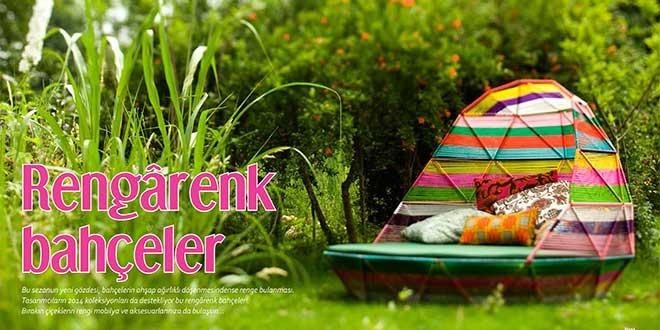 Rengârenk Bahçeler