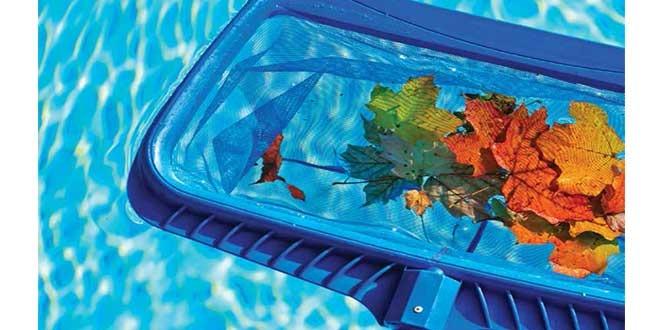 Kışlık havuz bakımı