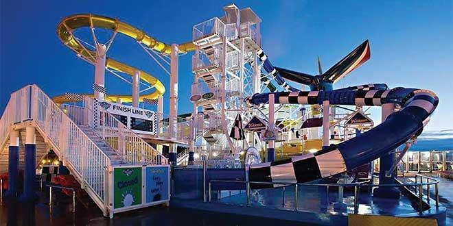 Cruise Su Oyun Parkı