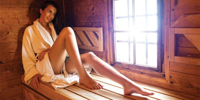 Bazıları Sıcak Sever – Sauna