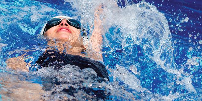 Yüzerken Eğlenebilmek