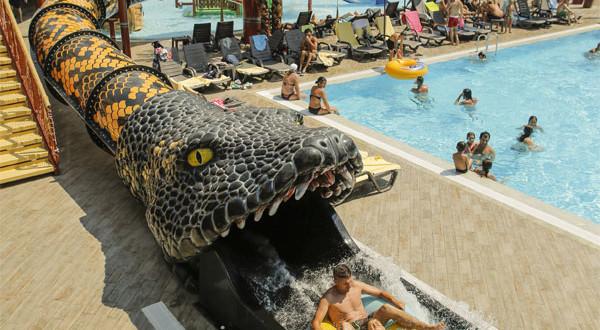 Polin – Su Parklarında Bir Dünya Markası