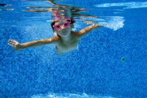 Çocukların Yüzmesi için 5 Neden
